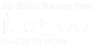 Dallas Morning News Top 100 Places to Work Logo